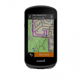 Велокомпьютер Garmin EDGE 1030 PLUS
